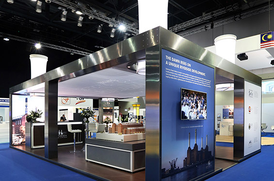 Exhibition Stand Design Devon : Bespoke exhibition stand design custom made for your business