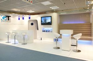 Our exhibition stand at MIPIM (using their current branding)