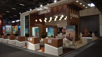 Lebanon Tourism at ITB, WTM, TopResa and IMEX