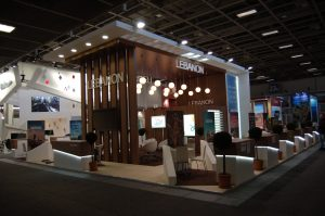 Our exhibition stand (in English)