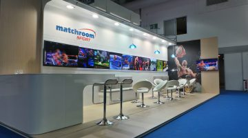 Matchroom Sport at Sportel
