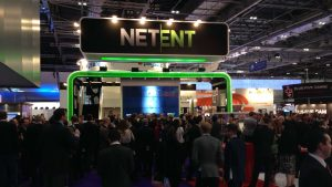 NetEnt at ICE Totally Gaming