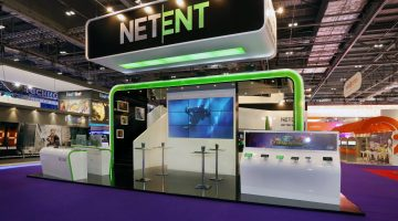 NetEnt at EiG and ICE Totally Gaming