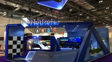 NetRefer at ICE Totally Gaming