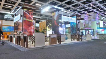 Tahiti Tourism at ITB, WTM, TopResa and IMEX