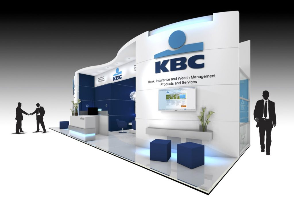 Exhibition Stand Insurance : Kbc at sibos the ice agency exhibition stand design and management