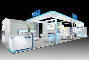 Visa - CAD for Mobile Money Conference in Milan, Italy