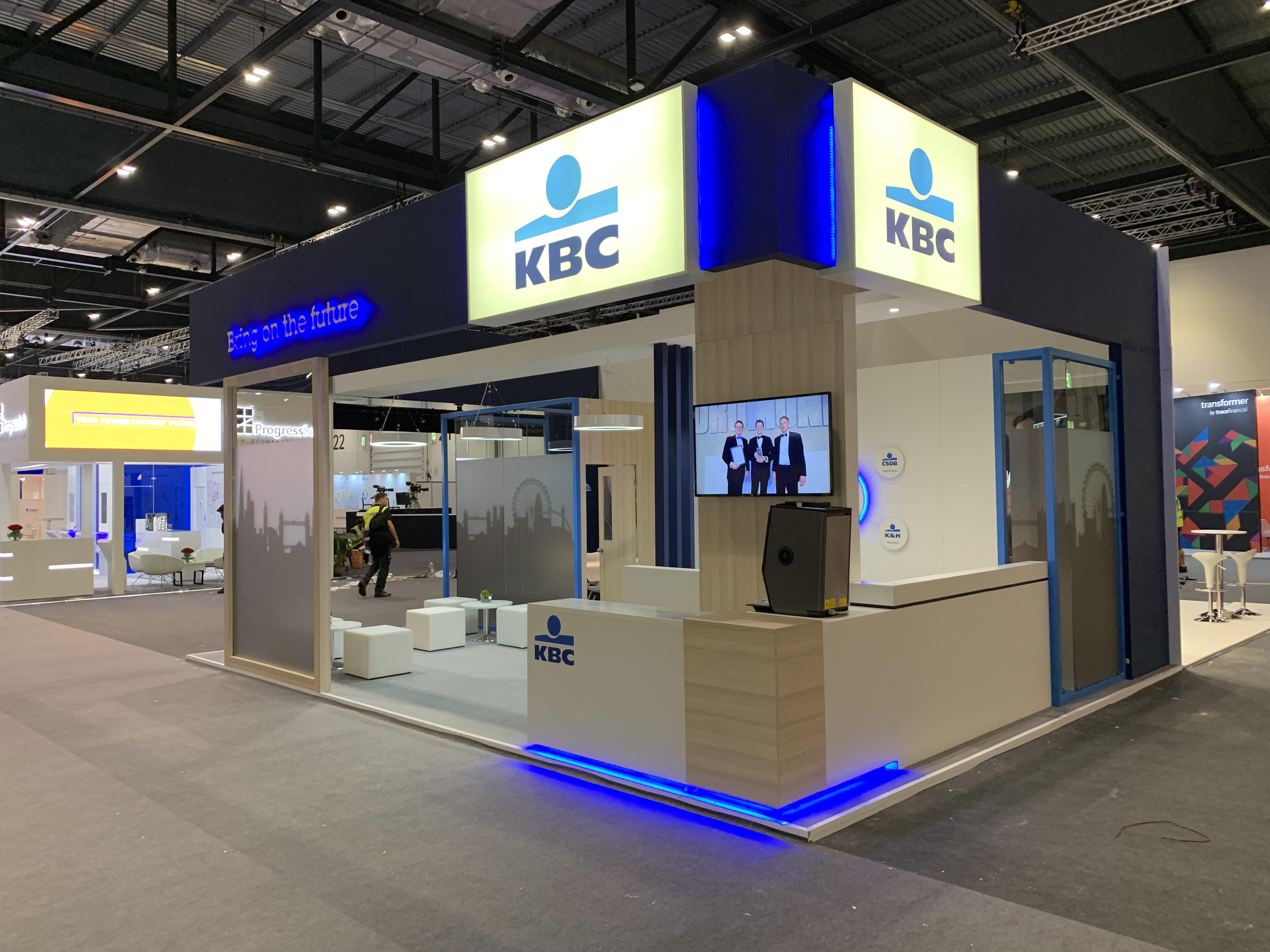 KBC at Sibos 2019