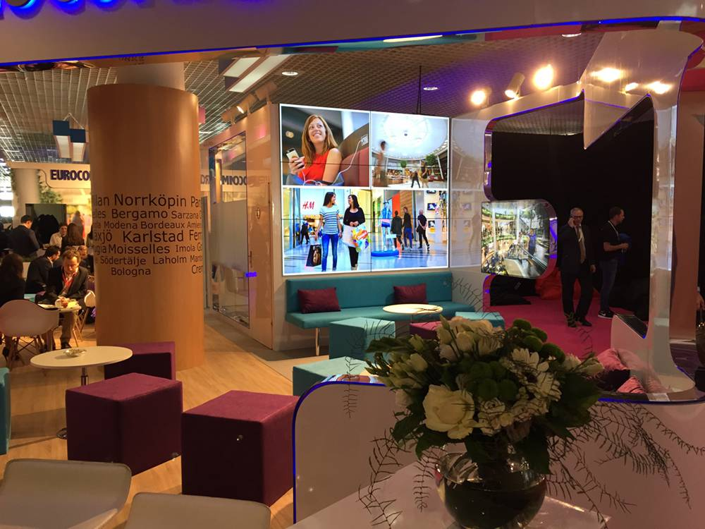 Eurocommercial at Mapic 2016