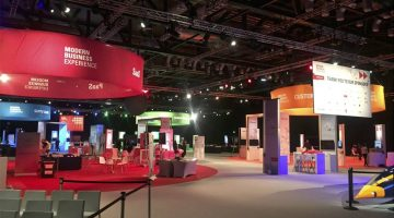 Oracle at The Modern Business Experience