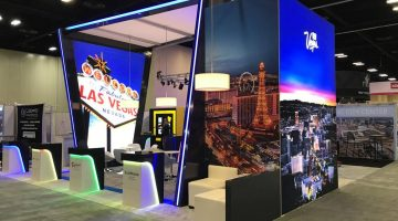 Las Vegas Tourism at ITB, WTM, TopResa and IMEX