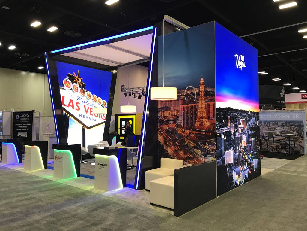 Las Vegas Tourism at the Expo Expo 2017