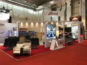 Regent Aerospace at AIX 2018