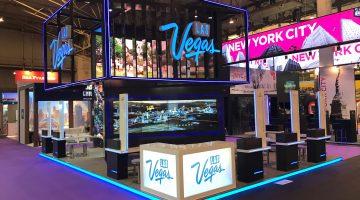 Las Vegas Tourism at ITB, WTM, TopResa and IMEX