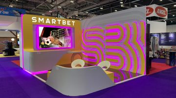 Smartbet at ICE 2020 and iGB Live